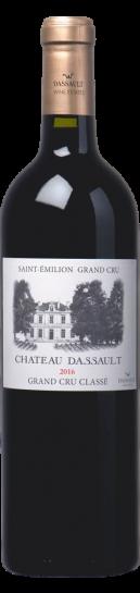Chateau Dassault Saint Emilion Grand Cru 2016