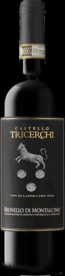 Castello Tricerchi Brunello di Montalcino 2015