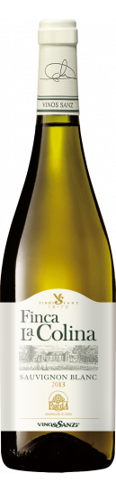Vinos Sanz Finca La Colina Sauvignon Blanc 2019