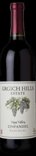 Grgich Hills Zinfandel 2015