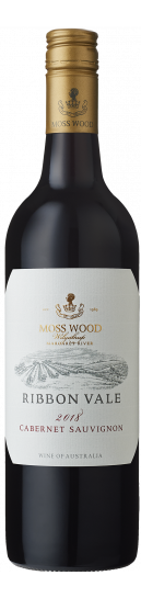 Moss Wood Ribbon Vale Vineyard Cabernet Sauvignon 2018