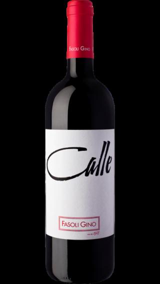 Bottle of Fasoli Gino Calle Merlot 2015 wine 750 ml