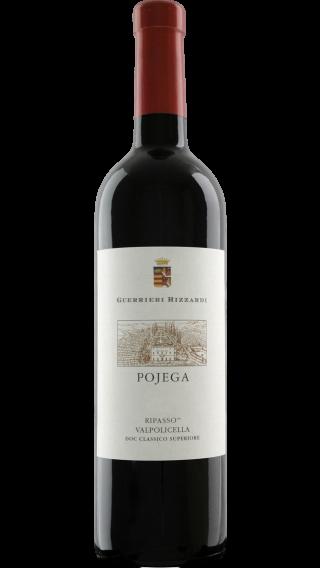 Bottle of Rizzardi Pojega Valpolicella Ripasso Superiore 2017 wine 750 ml