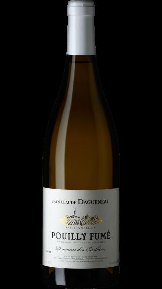 Bottle of Domaine des Berthiers J-C Dagueneau Pouilly Fume 2017   wine 750 ml