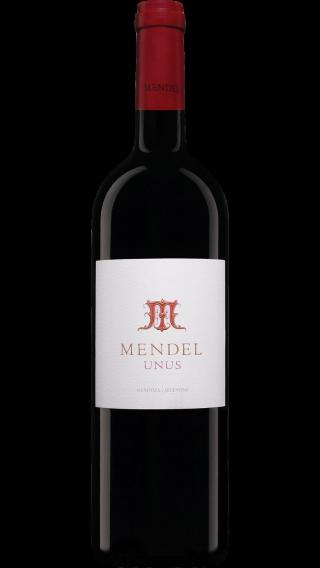 Bottle of Mendel Unus 2017 wine 750 ml