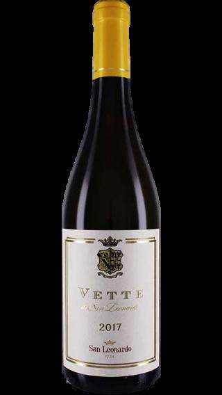 Bottle of San Leonardo Vette di San Leonardo 2017 wine 750 ml