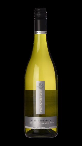 Bottle of Palliser Pencarrow Sauvignon Blanc 2016 wine 750 ml