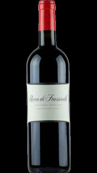 Bottle of Rocca di Frassinello Maremma Toscana 2015 wine 750 ml