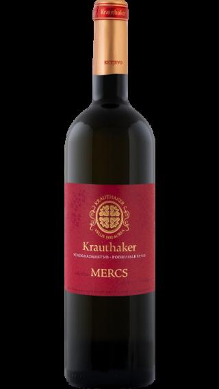 Bottle of Krauthaker MERCS 2017  wine 750 ml