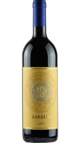 Bottle of Agricola Punica Barrua 2016 wine 750 ml