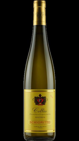 Bottle of Schiopetto Collio Malvasia 2017 wine 750 ml