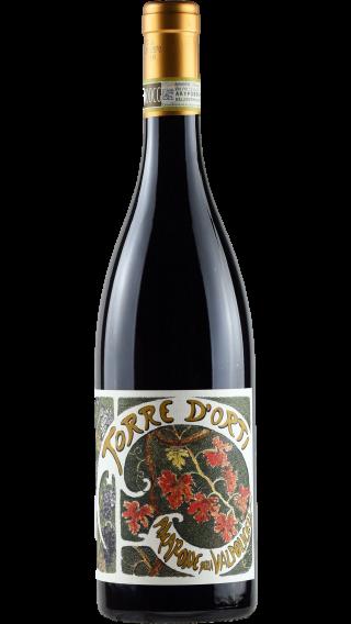Bottle of Torre d'Orti Amarone della Valpolicella 2016 wine 750 ml