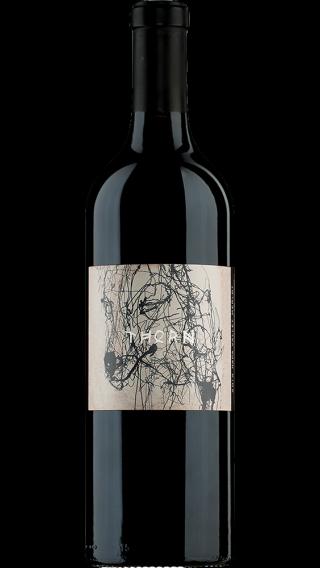 Bottle of The Prisoner Wine Company Thorn Merlot 2014 wine 750 ml