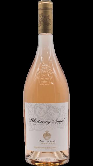 Bottle of Whispering Angel 2017 wine 750 ml