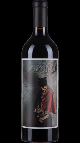 Bottle of Orin Swift Cabernet Sauvignon Palermo 2017 wine 750 ml