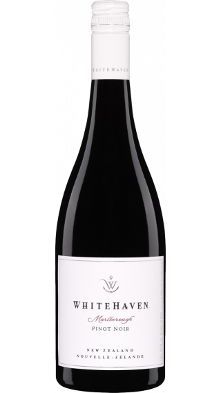 Bottle of Whitehaven Pinot Noir 2016 wine 750 ml