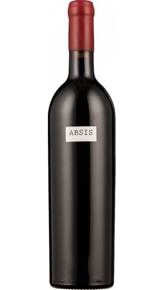 Bottle of Pares Balta Absis 2015 wine 750 ml
