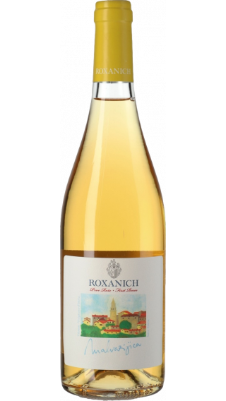 Bottle of Roxanich Malvazijica 2017 wine 750 ml