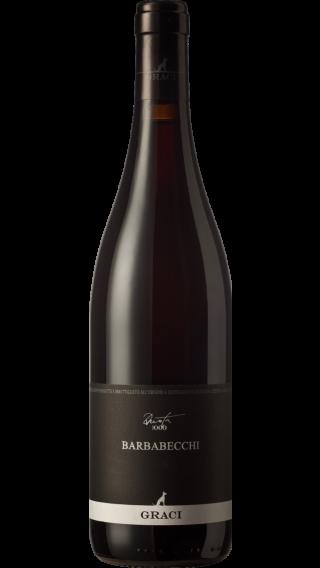Bottle of Graci Quota 1000 Barbabecchi 2016 wine 750 ml