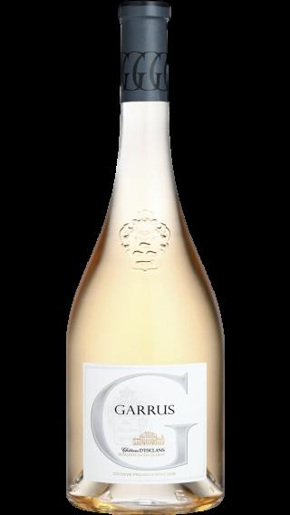 Bottle of Chateau d'Esclans Garrus Rose 2018 wine 750 ml