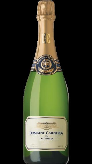 Bottle of Domaine Carneros by Taittinger Brut 2016 wine 750 ml