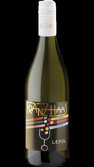 Bottle of Franz Haas  Lepus Pinot Bianco 2018 wine 750 ml
