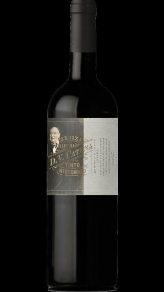Bottle of Catena Zapata DV Catena Tinto Historico 2017 wine 750 ml