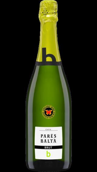 Bottle of Pares Balta Cava Brut wine 750 ml