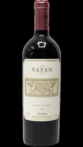 Bottle of Vatan Tinta de Toro 2016 wine 750 ml