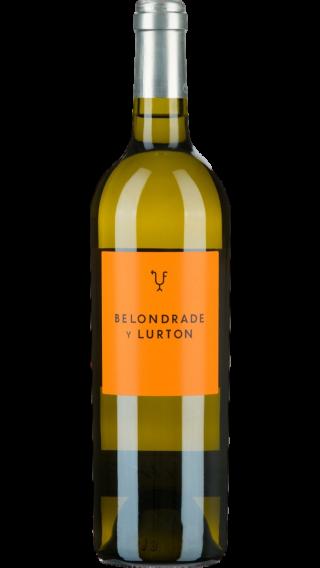 Bottle of Belondrade Y Lurton 2018 wine 750 ml