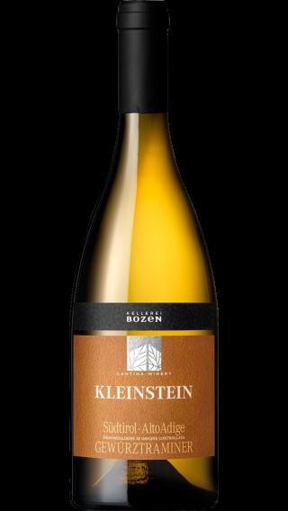 Bottle of Kellerei Bozen Gewurztraminer Kleinstein 2019 wine 750 ml