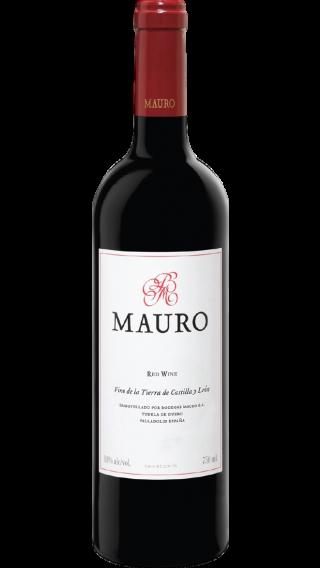 Bottle of Mauro 2018 wine 750 ml