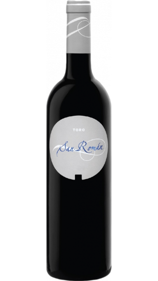 Bottle of San Roman 2016 wine 750 ml