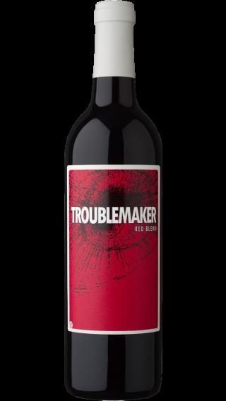 Bottle of Troublemaker Red Blend 12 wine 750 ml