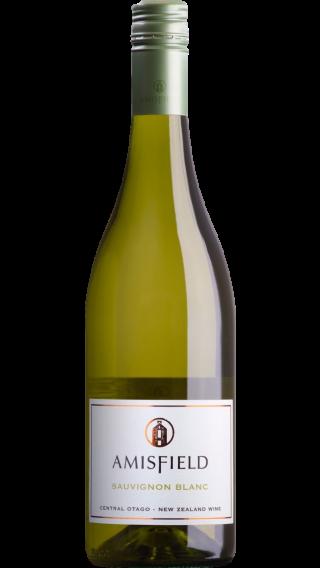 Bottle of Amisfield Sauvignon Blanc 2019 wine 750 ml