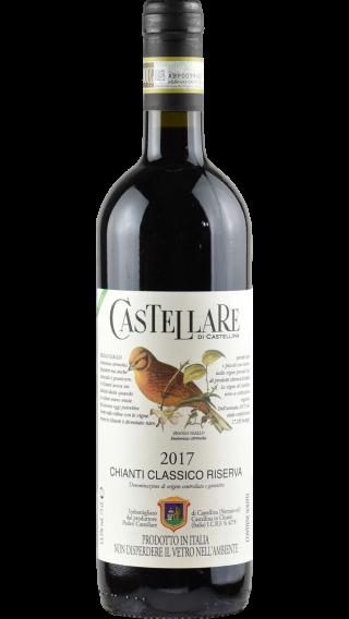 Bottle of Castellare di Castellina Chianti Classico Riserva 2017 wine 750 ml