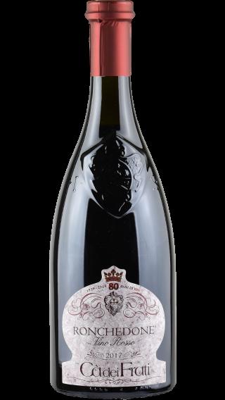 Bottle of Ca dei Frati Ronchedone 2017 wine 750 ml