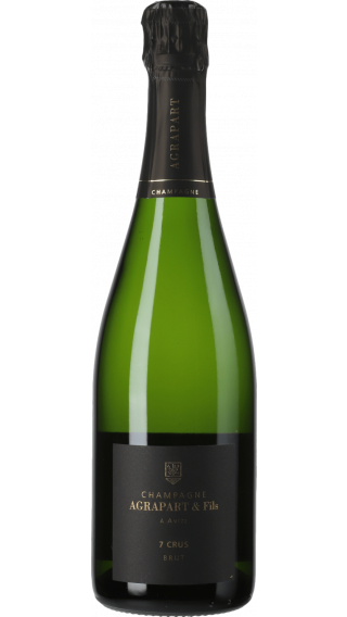 Bottle of Champagne Agrapart 7 Crus wine 750 ml