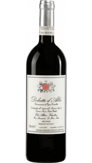 Bottle of Elio Altare Dolcetto d'Alba 2018 wine 750 ml