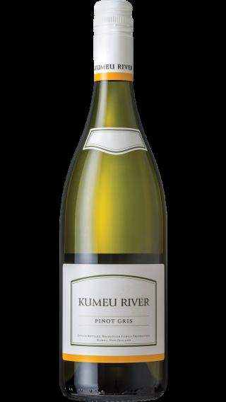 Bottle of Kumeu River Estate Pinot Gris 2016 wine 750 ml