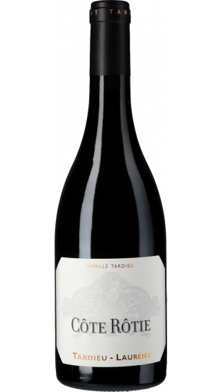 Bottle of Tardieu Laurent Cote Rotie Vieilles Vignes 2017 wine 750 ml
