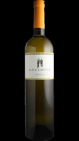 Bottle of Kozlovic Malvazija 2019 wine 750 ml