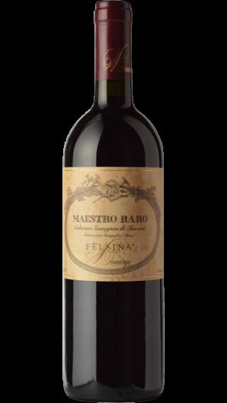 Bottle of Felsina Maestro Raro 2015 wine 750 ml