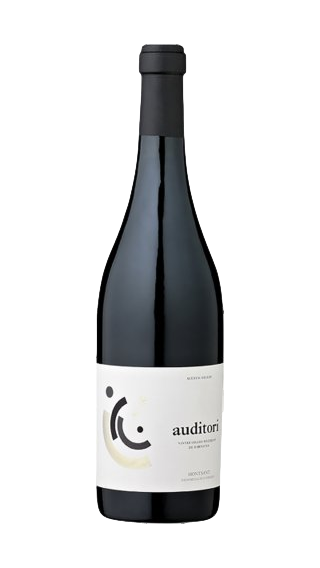 Bottle of Acustic Celler Auditori 2015 wine 750 ml