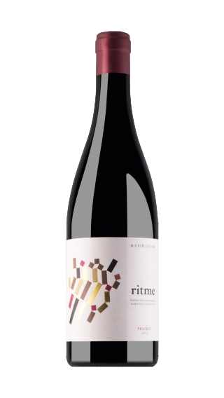 Bottle of Acustic Celler Ritme Negre Priorat 2016 wine 750 ml