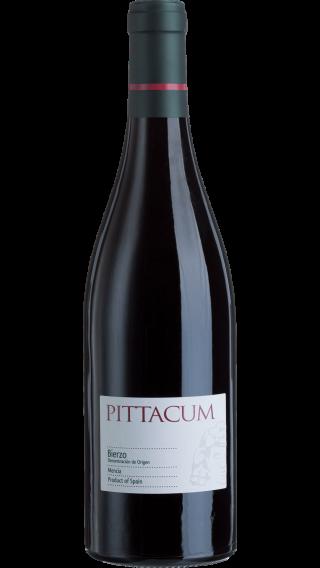 Bottle of Pittacum Barrica Mencia 2015 wine 750 ml