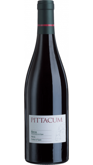 Bottle of Pittacum Barrica Mencia 2016 wine 750 ml