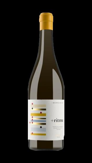 Bottle of Acustic Celler Ritme Blanc 2016 wine 750 ml