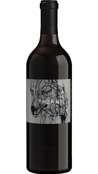 Bottle of The Prisoner Wine Company Thorn Merlot 2016 wine 750 ml