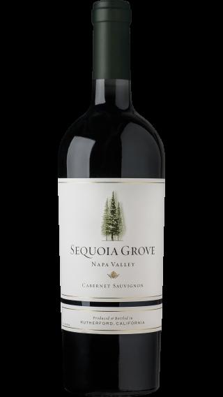 Bottle of Sequoia Grove Cabernet Sauvignon 2016 wine 750 ml